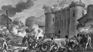 Sturm auf die Bastille, 1789